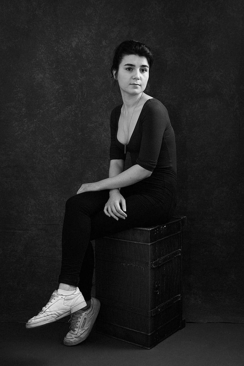 Dorin Vasilescu   Portrait Photographer Florence   Roqayas Rocks